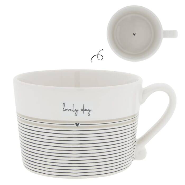 Bastion Collections Kaffeetasse Lovely Day