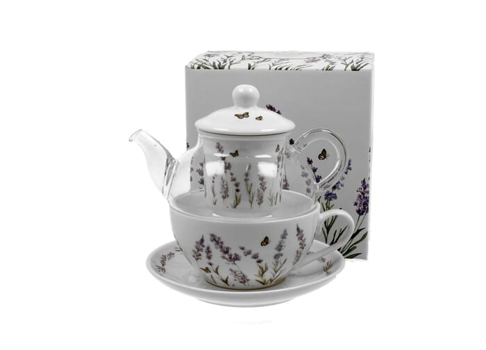 DUO Tea for One Set Provance